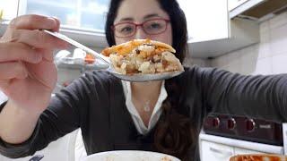 ASMR Eating Show | 불고기랑 밥이랑 고추…