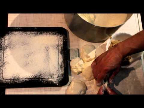 Как лепить пирожки