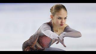 Александра Трусова готова установить новый мировой рекорд