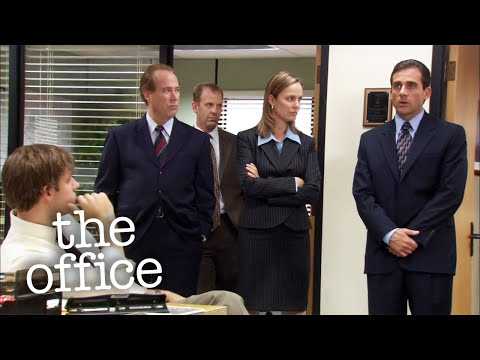 Michael Retires from Comedy - The Office US