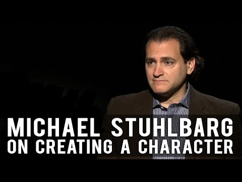 Actor Michael Stuhlbarg On Psychologically Creating A Character