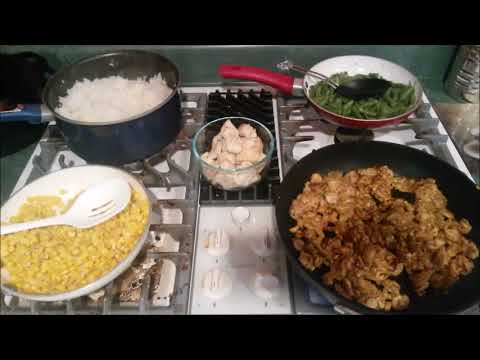 Healthy Eating Less Meat with Thrive Life Forks Over Knives 1min 16sec video by Monty K Reed