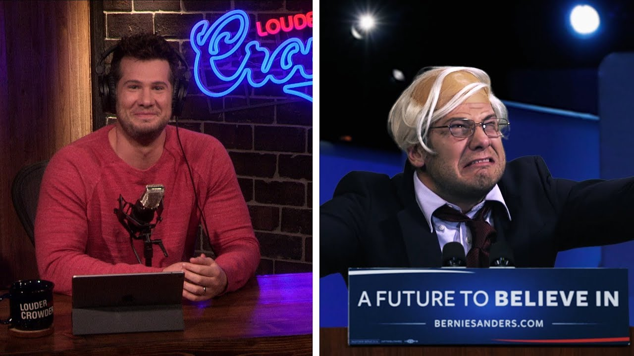 tax-plan-insane-bernie-attacks-trump-louder-with-crowder