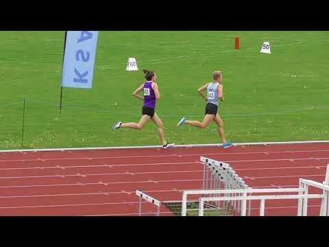 1500m steeplechase Inter Boys Final Kent Schools Championships 09062018