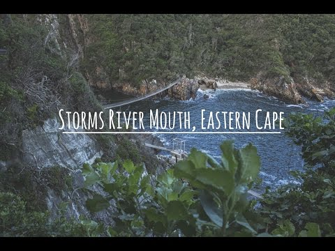 South African Adventures | Storms River Mouth Rest Camp, Tsitsikamma National Park