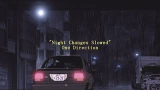 Download One Direction - Night Changes ( Slowed+Reverb)