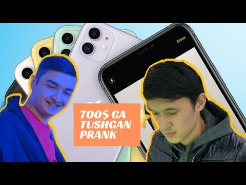 XAFA BO'LISH YO'Q KOREYADA/ 700$ga Tushgan PRANK