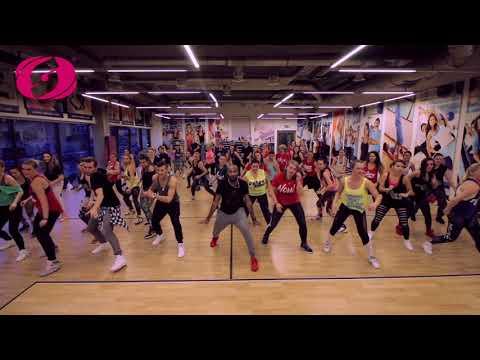 Gente de Zona - La vida me cambió - Salsation® choreography by Vladimir Geronimo