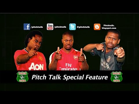 Pitch Talk Special Feature 11-04-2016 - Discrimination in Football