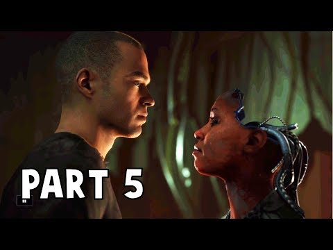 Marcus Meets Jericho - Detroit Become Human FullGame Walkthrough Part 5 [HD PS4 Pro]