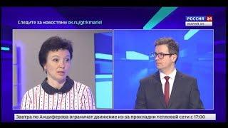 Смотреть видео Россия 24. Интервью 20 02 2018 онлайн