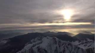 Mont Blanc Helicoptere Reservation Chamonix flight   Partage vidéo HD 1080p