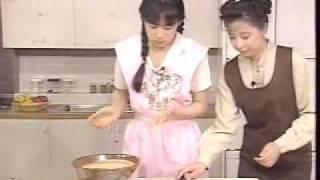 CX「夕食ばんざい」 川越美和 さつま揚げ 1990.5.17.