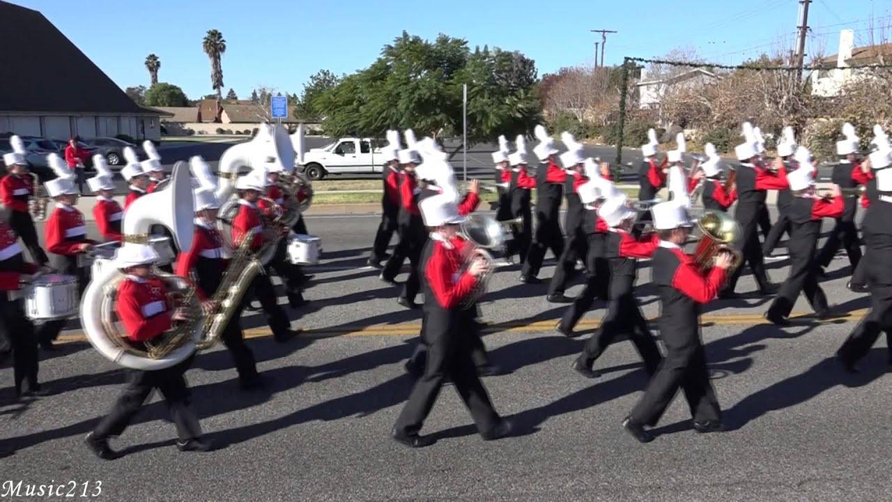 Camarillo Christmas Parade.Redwood Ms Free World March 2015 Camarillo Christmas Parade