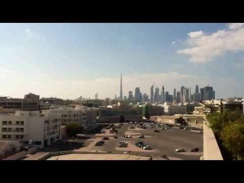 GENERAL | TRAVEL | 360 Degree Tour Of Dubai From Above Dubai Snooker Club Part 1