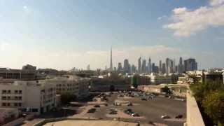 GENERAL | TRAVEL | 360 degree tour of Dubai from above Dubai Snooker Club Part 1