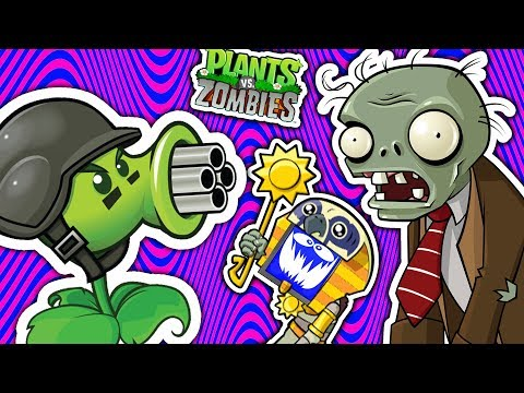 PLANTS VS ZOMBIES 2 - EGYPT + PIRATE SEAS ► Fandroid GAME!