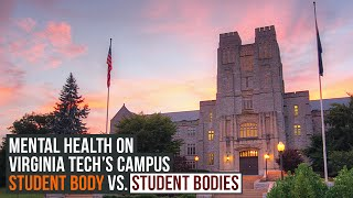 Mental Health on College Campuses | Finding Hope With Finn - Virginia Tech 2016