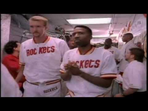 Houston Rockets 15 Game Win Streak to Start 1994 Season