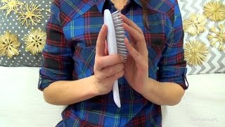ASMR Binaural - Brushing Your Hair Before Sleep Role Play + Soft Speaking & Whispering in Polish
