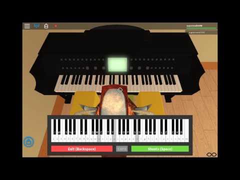 Roblox Piano Fur Elise Youtube