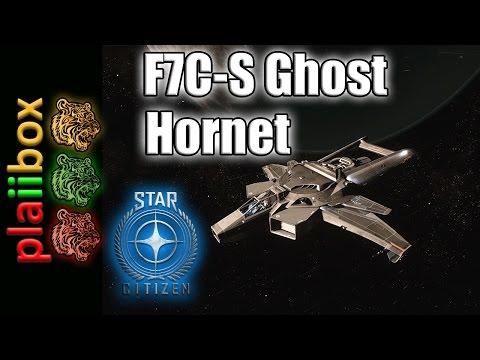 Star Citizen: The F7C-S Ghost Hornet