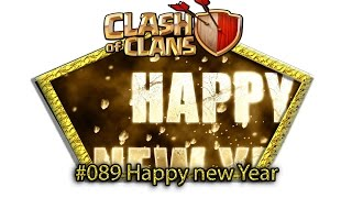 Let's play Clash Of Clans #089 - Happy new Year [Deutsch / German][LP iOS IPhone]