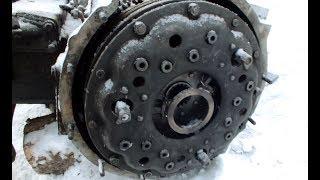 ТТ-4 двиг. А-01 Шолу және жөндеу корзины сцепления.