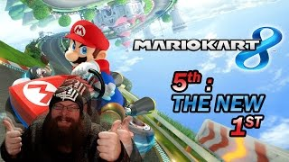 MARIO KART 8 - 5TH: THE NEW 1ST! - ONLINE WORLDWIDE MULTIPLAYER RACES!