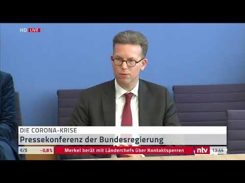 Pressekonferenz Bundesregierung Live