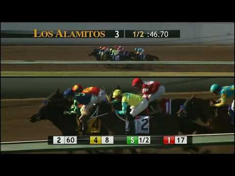 CashCall Futurity (Grade I) from Los Alamitos 12/9/17