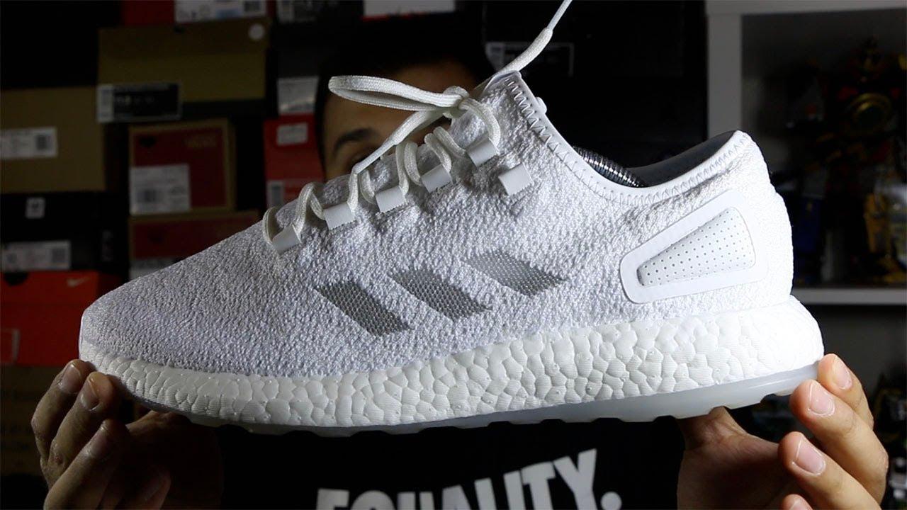 Adidas X Wish X Sneaker Boy PureBoost SE Review!