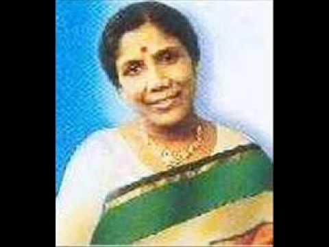 Sandhya Mukherjee sings Tumi ki asibe na