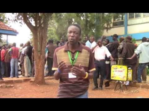 ODM Nomination in Olympic Kibra