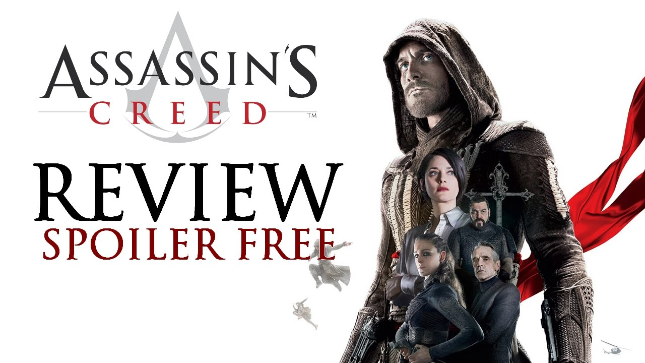 Assassin's Creed Movie Review (spoiler Free)