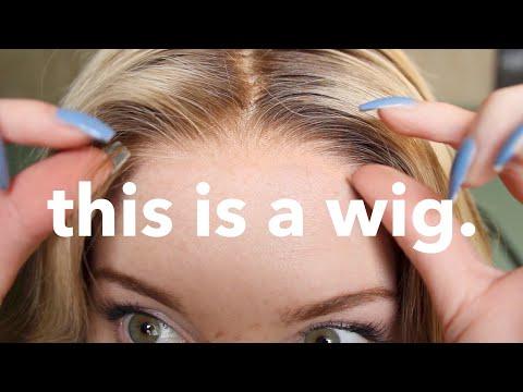 I Actually Found A Really Good Wig.