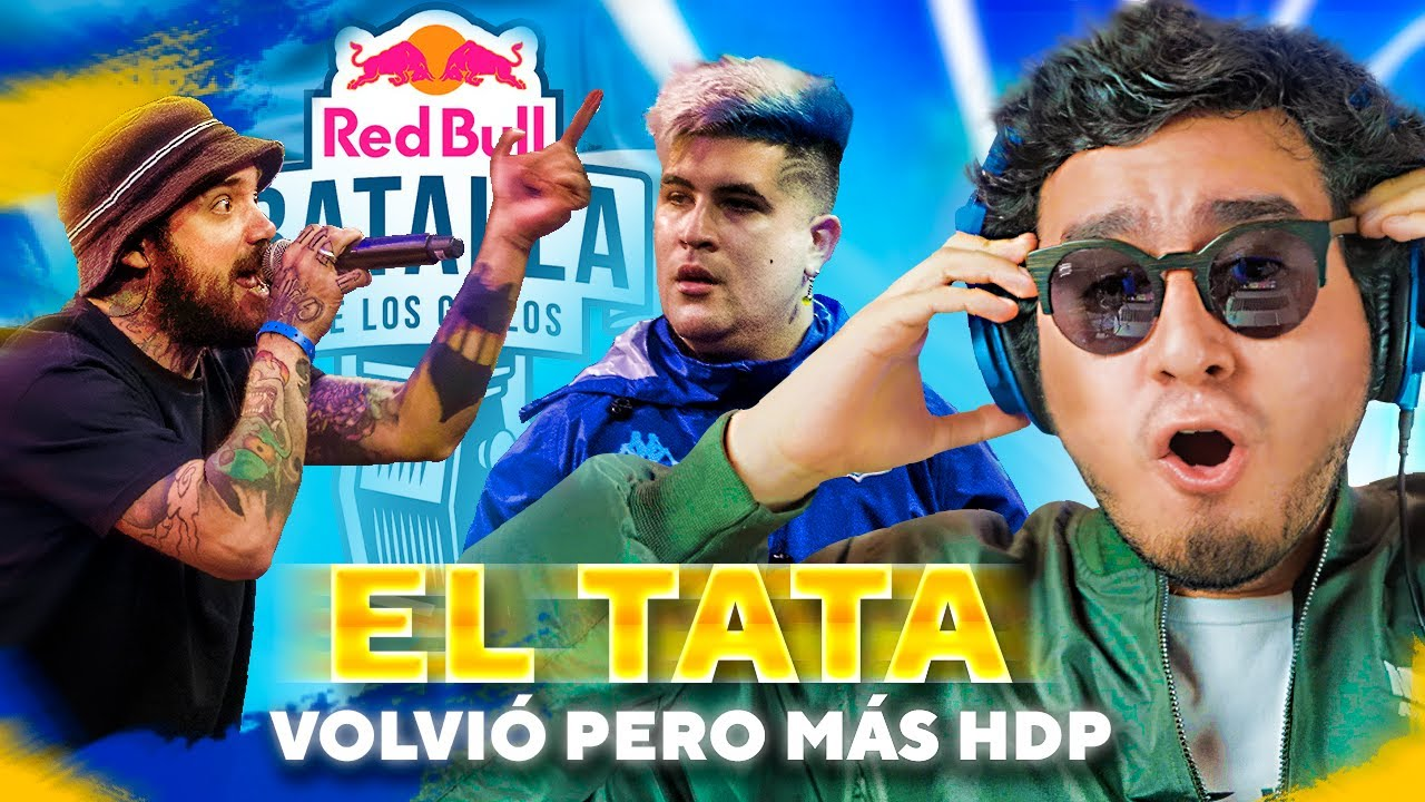 GRAN FINAL ARGENTINA (TATA VS WOLF) - Red Bull Batalla De Los Gallos 2020 l Video Reacción