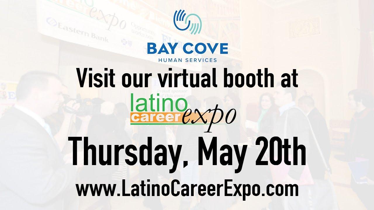Latino Career Expo 2021 - Bay Cove Human Services