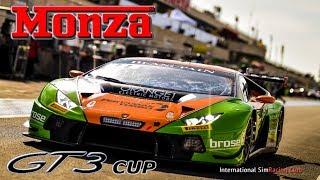 I-SRC GT3 Cup | Audi R8 LMS 2016 - Monza | Live Onboard