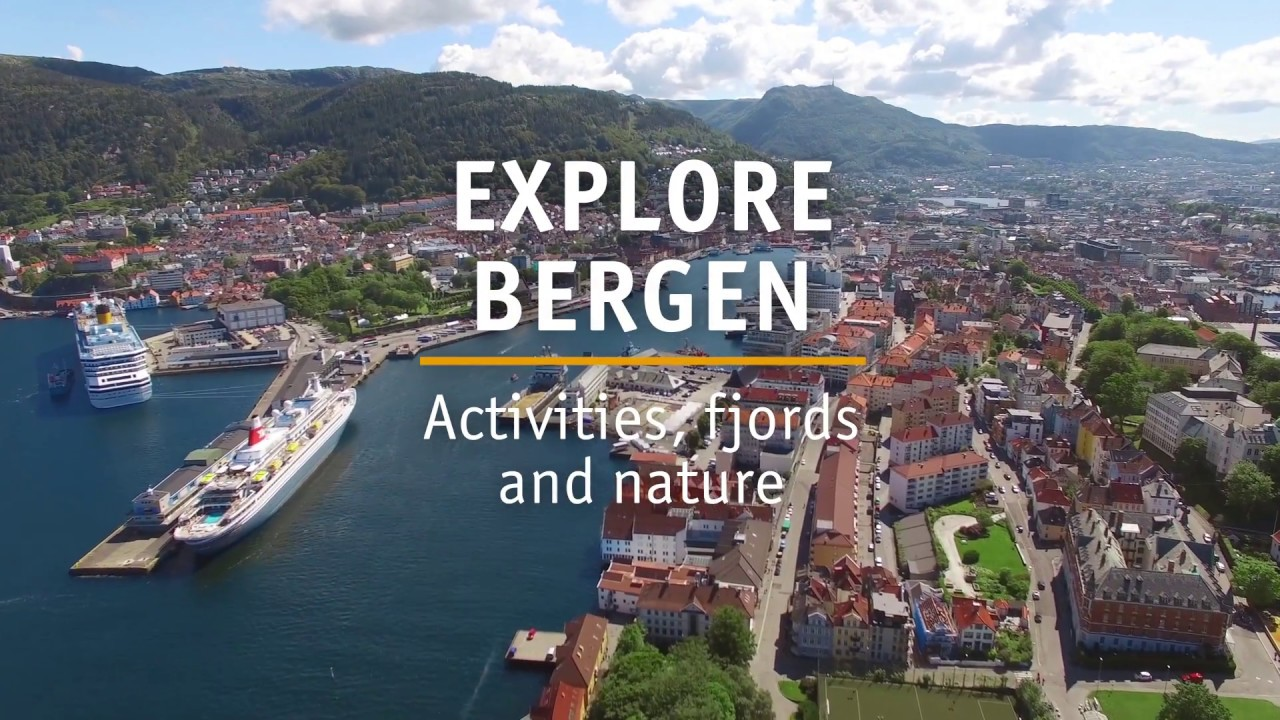 Thumbnail: Explore Bergen - activities, fjords and nature
