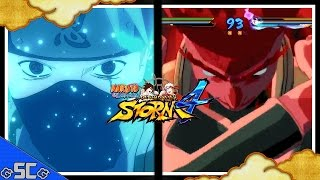 ●NARUTO Shippuden Ultimate Ninja STORM 4 | DEMO GAMEPLAY IN A NUTSHELL!【HD 60FPS】●