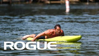 Rogue Iron Game - Ep. 21 / Swim Paddle - Individuals / Teams - 2019 Reebok CrossFit Games