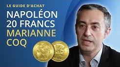 Napoléon 20 Francs Marianne Coq - Guide d'achat or