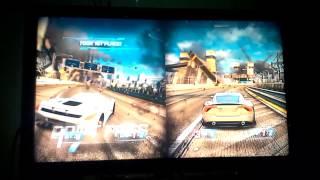 Split Second Multiplayer Demo Gameplay
