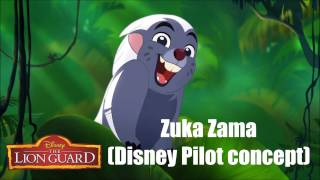 Video The Lion Guard | Zuka Zama (Disney Pilot concept song) + Lyrics in the description download MP3, 3GP, MP4, WEBM, AVI, FLV November 2017