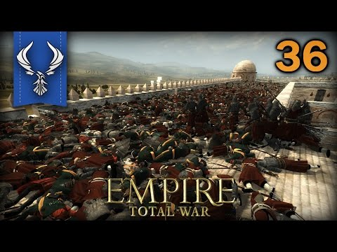 SIEGE DEFENCE OF ISTANBUL! - Empire Total War: Darthmod - Ottoman Empire #36