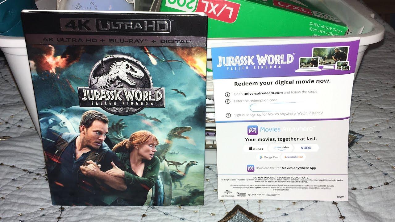 Code jurassic world vip Jurassic World
