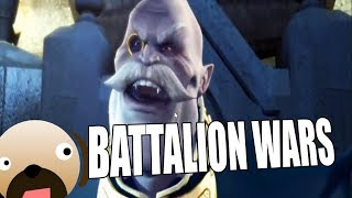WESTERN FRONTIER BATTLES XYLVANIA IN THE DUNE SEA - Battalion Wars Gameplay