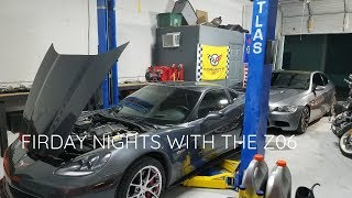 Friday Nights with the Z06