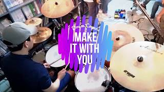 Make It With You - Ben&Ben - Drum Cover (Live Recording)